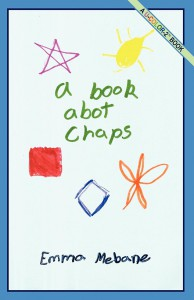 A Book Abot Chaps - Front Cover